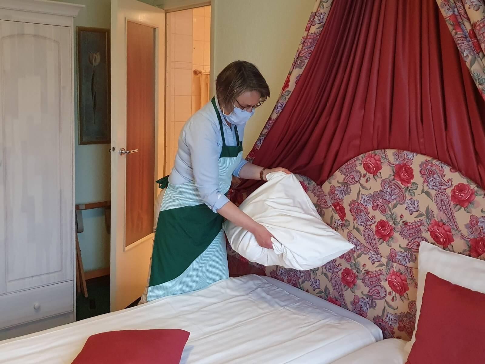 Housekeeping medewerker